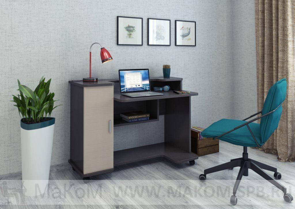 Компьютерные столы : компьютерный стол васко кс 20-21 м2.