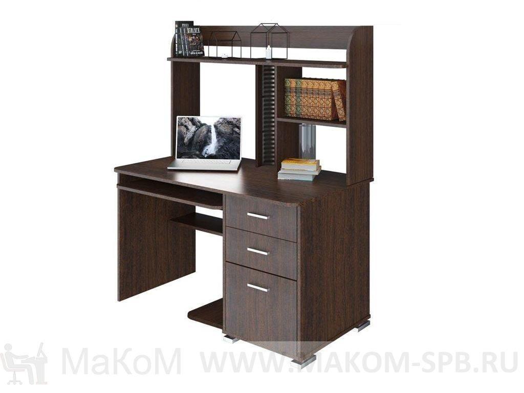 Купить компьютерный стол для школьника ск-28б с ящиками и по.